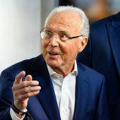 Sorgen umFranz Beckenbauer