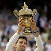 Novak Djokovictriumphierte im längsten Finale