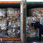 Indonesien schickt 210 Tonnen Müll nach Australien zurück