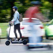 Allianz will Klarheit über E-Roller-Unfälle