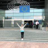 Die ersten Monate als Europaabgeordnete