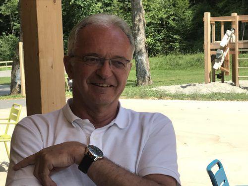 Gerhard Frontull weiß, was Direktoren plagt und freut. VN/Hämmerle