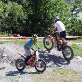 Elektro-Trial-Park eröffnet in Stuben