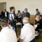 Acht Monate Haft für Ex-Polizisten