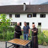 Mobilisierte Klosterkrippe
