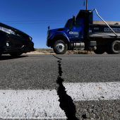 Heftigster Erdstoß seit 20 Jahren erschüttert Südkalifornien