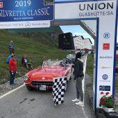 Silvretta Classic Rallye führt die Teilnehmer zum Abschluss quer durch Vorarlberg