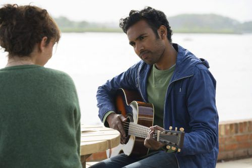 Himesh Patel spielt Jack, der von einer Musikerkarriere träumt.ap