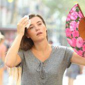 Psychische Komponente einer Hitzewelle