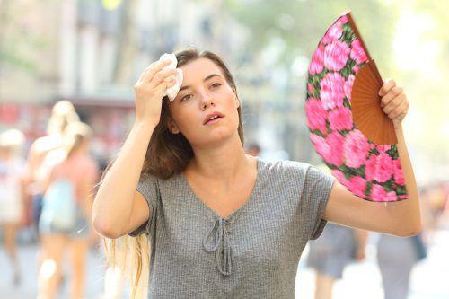 Hitzewellen seien für viele Menschen ein Grund, beunruhigt zu sein, berichtet Hans-Peter Hutter, Umweltmediziner an der MedUni Wien.