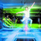 """<p class=""""infozeile"""">               hüpfen vor freude im großen Trampolinpark Rorschach              </p><p class=""""infozeile"""">Auspowern bis zum Umfallen! Adrenalin tanken! Glückshormone sammeln! Egal ob jung oder alt, im Trampolinpark Rorschach kommt jeder ab sechs Jahren auf seine Kosten. 250 Quadratmeter Trampolinfelder mit Jump-Bag, 23 Einzelfelder, Schräg-Trampoline und Tumbling-Lane warten auf hüpffreudige Besucher. Unerschrockene Gleichgewichtskünstler wagen sich in den Parkour-Bereich mit Airtrick-Matte, Boulderwand und Himmelsleiter. Spaß pur für Klein und Groß bietet eine Fahrt mit den Bumber-Cars. Und wen nach so viel Action der Hunger oder Durst überkommt, der kann sich im Bistro stärken.</p>"""