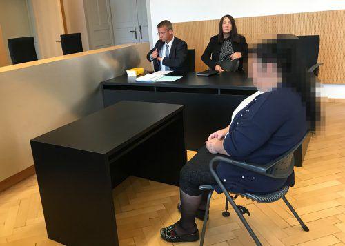 """""""Ich bekenne mich sehr schuldig"""", sagte die Angeklagte vor Gericht und will den Schaden wiedergutmachen.hofer"""