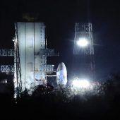 Rückschlag für Indiens erste Mondlandemission