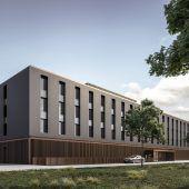 Hotelboom in Lustenau: 250 neue Zimmer in zwei Hotels