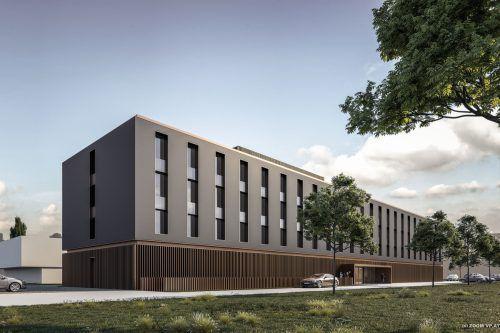 Im Dezember 2020 soll das Holiday Inn Express eröffnet werden. Investraum