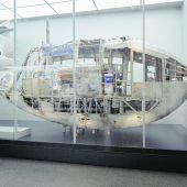 Von unbemannten Flugobjekten im Zeppelin Museum