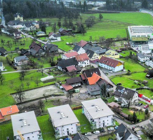 In Bludenzer Ortsteilen wie etwa Bunnenfeld soll die Bevölkerung künftig eng in Entscheidungsprozesse eingebunden werden. VN
