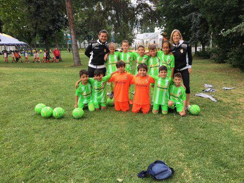 In einem prominent besetzten Teilnehmerfeld von 72 Teams belegten die jungen Austrianer Rang 23.Gemeinde