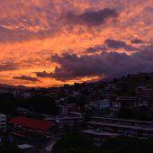 Venezuela im Dunkeln: massiver Stromausfall