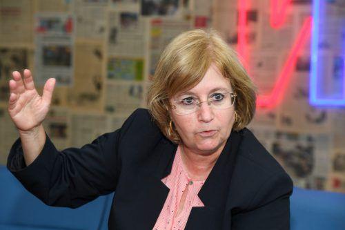 Israel sei besorgt über die Lage im Persischen Golf, so Talya Lador-Fresher. VN/Lerch