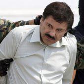 Lebenslänglich für El Chapo