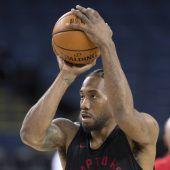 Clippers freuen sich auf Leonard