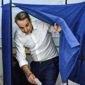 Griechenlands neuer Retter