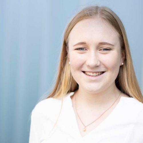 Laura Bayer ist die neue Landesschulsprecherin der BMHS in Vorarlberg.Schülerunion