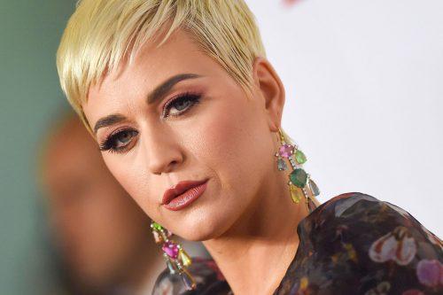 Laut Katy Perry habe sie den Song des Rappers nicht gekannt. AFP