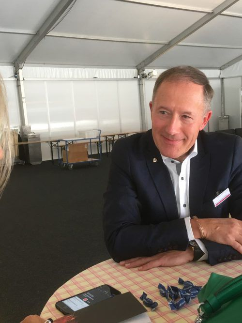Lecher Geistlicher Jodok Müller soll nach Feldkirch übersiedeln und die Dompfarre übernehmen. VN/Dietrich