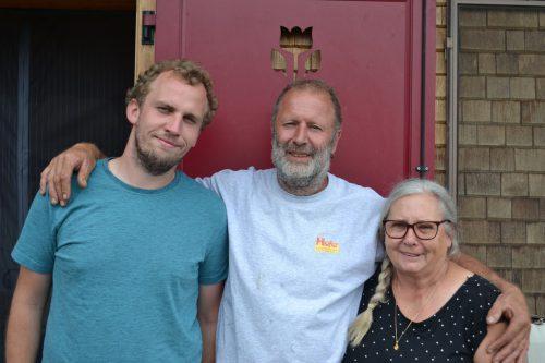 Martin, Christoph und Sonja Borg kooperieren erfolgreich als musikbegeisterte Familie – und das schon seit nunmehr elf Jahren.BI