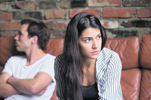 Mietangelegenheiten sollten vor dem Trennungsfall geregelt sein.foto: Shutterstock