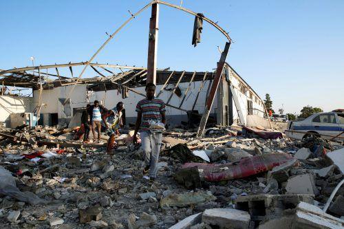 Mindestens 53 Menschen sind bei dem Angriff ums Leben gekommen. reuters