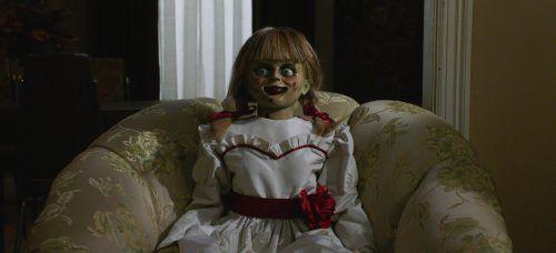 """Mit """"Annabelle 3"""" kehrt der erfolgreiche Gruselfilm auf die Leinwand zurück. ap"""