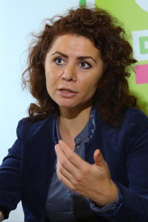 Mit dem Fall vertraut: Grünen-Politikerin Berivan Aslan.Vn/HB