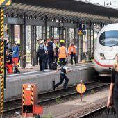 Tragödie am Hauptbahnhof