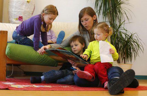 Nach wie vor gehen nur wenige Bafep-Absolventen in den Kindergarten.RTS