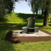 Neuer Trinkbrunnen am Alten Rhein