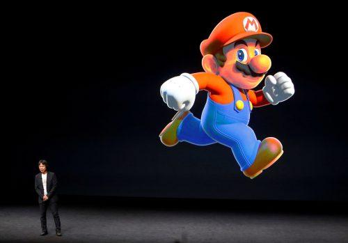 Nintendo verfolgte lange die Strategie, Figuren wie Super Mario nur in Spielen für eigene Geräte verfügbar zu machen. reuters