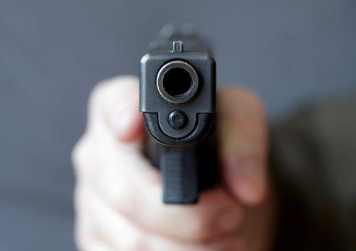 """Norbert Schwendinger setzte es durch, dass die """"Glock"""" seit 1991 als neue Dienstpistole der österreichischen Polizei eingesetzt wird. Reuters"""