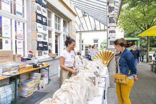 Ob Kunst, Design, Food oder Lifestyle: beim Fesch'markt ist für jeden was dabei. s. gstöhl