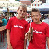 Schillerndes Sommerfest in Hohenems