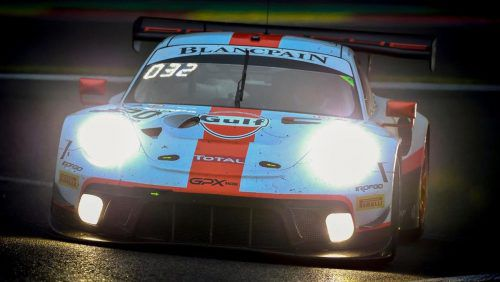 Porsche-Sieg bei den 24 Stunden von Spa für Kevin Estre und Kollegen. porsche