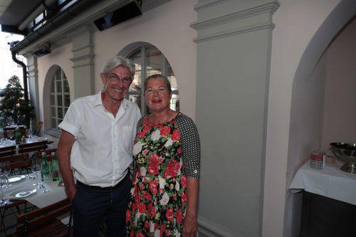 Rechtsanwalt Alexander und Katja Matt.