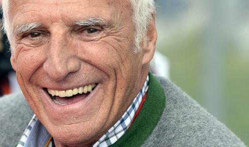 Red-Bull-Chef Dietrich Mateschitz feierte kürzlich seinen 75. Geburtstag. APA