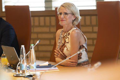 Regierungsrätin Aurelia Frick wurde das Misstrauen ausgesprochen. Volksblatt