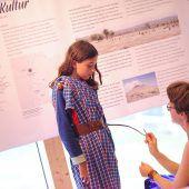 Familienprogramm Reiseziel Museum