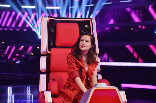 "Sängerin Alice Merton ist die Neue bei ""The Voice of Germany"". apa"