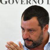 Ermittlungen in Affäre um Salvinis Lega