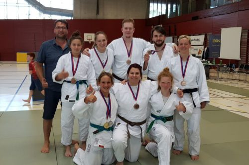 Sehr gute Ergebnisse bei der Judo-Landesmeisterschaft.Judo Club Montafon